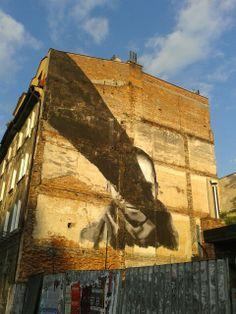 Pikaso in the Jewish Quarter #streetart #murals #cracow #mosquitohostel