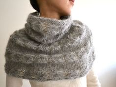"Elis by roko20, via Flickr, found on Ravelry.  I feel I must have this yarn, but ""how?""  (Perhaps a trip to Japan is in order. . . .)"