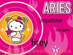 Hello Kitty / Aries