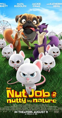 Today there are many sites available for free to watch The Nut Job Nutty by Nature movies or TV shows online, TV Shows & Movies is o. Nature Movies, Nature Film, Nature Hd, Computer Animation, Animation Film, Bobby Cannavale, Jeff Dunham, Maya Rudolph, The Nut Job