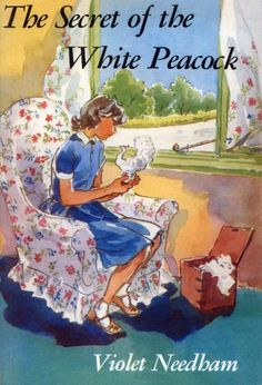 The Secret of the White Peacock by Violet Needham