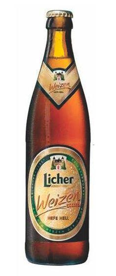 Cerveza Licher  Color Rubia Graduación 5,4%  Tamaño 500 ml www.acostaballesteros.com