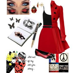 A fashion look from January 2016 by meowgoesthiskitty featuring M&Co, Delpozo, Funtasma, Lauren Ralph Lauren, Parker, Liljebergs, women's clothing, women's fash...