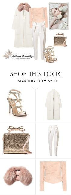 """""""Good,better,best. Never let it rest. Until your good is better & your better is best."""" by curlysuebabydoll ❤ liked on Polyvore featuring Valentino, MANGO, RED Valentino, Delpozo, Steffen Schraut and Balmain"""
