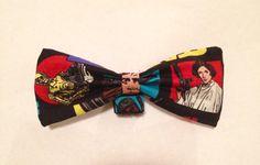Star Wars Pet Bow Tie by LizzyAndMeekoShop on Etsy
