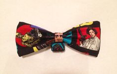 Star Wars Pet Bow Tie by LizzyAndMeekoShop on Etsy