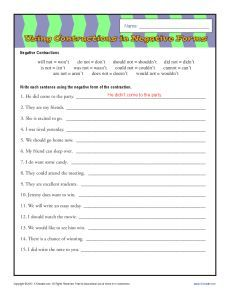 apostrophes in contractions k12 contraction worksheet punctuation worksheets grammar. Black Bedroom Furniture Sets. Home Design Ideas
