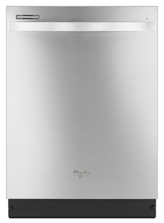 Appliance Package 1: Whirlpool Gold Dishwasher WDT720PADM (Monochromatic Stainless Steel)
