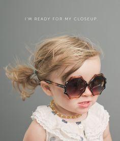 Lovechild – pop-up portrait studio for kids.