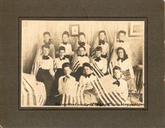 From Forgotten Faces and Long Ago Places: Happy 4th of July! - 1900's Patriotic Young Women  http://forgottenfacesandlongagoplaces.blogspot.com/2012/07/happy-4th-of-july-1900s-patriotic-young.html#
