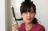 R29 TV: How To Create Curls With A Flat Iron    ^my awesome hairstylist curls my super flat hair this way! So excited to try it myself
