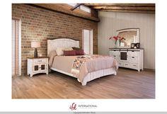 Pueblo Califonria King Bedroom Group By International Furniture Direct At Howell