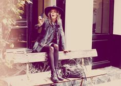 September Catalog Sneak Peek: #fpselfieedition | Free People Blog #freepeople could this be any better inspiration..?