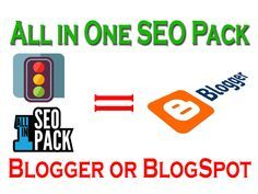 All In One Seo Pack Plugin To Blogger Blogspot Blog