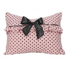 Wake Up Frankie - Brigitte Bar-dot Standard Sham (Pre-Order!) : Teen Bedding, Pink Bedding, Dorm Bedding, Teen Comforters
