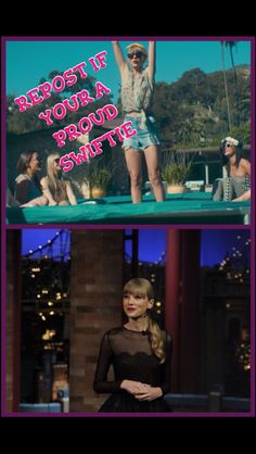 RE-PIN IF YOU ARE A PROUD SWIFTIE AND TAYLOR WILL BE PROUD!