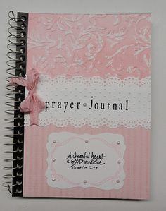 Creating a Prayer Journal | | Blissfully DomesticBlissfully Domestic