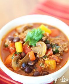 If you need to loose a few pounds give this protein packed weight loss soup diet a try. All the ingredients to kick up your metabolism and start burning fat MichaelsMakers Skip To My Lou