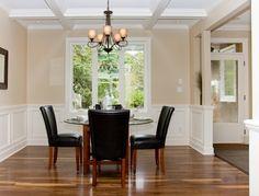 living room chair rail ideas yahoo image search results - Dining Room Color Ideas With Chair Rail