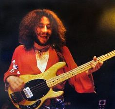 John Glascock, Jethro Tull's third bass player, was the first member of Jethro Tull to have had a recording career that didn't start with Ian Anderson. He was with the band for only four years (1975-1979), before he died suddenly at the age of twenty eight from complications stemming from a congenital heart defect (November 17, 1979).