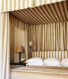 Canopy Surround; can't you just picture yourself sleeping here?!
