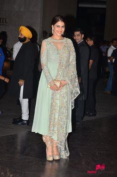 Shahid Kapoor and Mira Rajput's wedding reception
