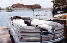 Boulder Marine Center in Boulder Junction Wisconsin, Boat and Snowmobile Sales and Rentals