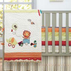 Mamas & Papas 4 Piece Baby Bedding Set - Jamboree