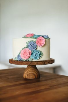 coconut rose cake | my name is yeh