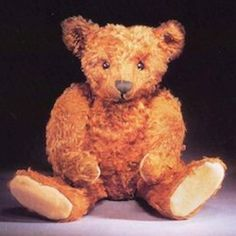 """Teddy Girl - The most expensive teddy bear ever sold at auction is the Steiff 1904 'Teddy Girl' bear. It was sold at Christies in 1994 to Yoshihiro Sekiguchi, owner of the Izu Teddy Bear Museum in Japan, for £110,000.    The bear was originally bought in 1904 for Colonel Robert """"Bob"""" Henderson on the day that he was born."""