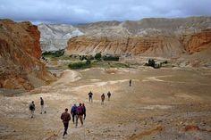 Manag Mustang Region