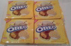 Root Beer Float Limited Edition 12.2 oz Cookie 4 Pak Factory Sealed Lowered Pric #Nabisco