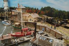 Shelter Cove - On30 Modular Railroading by Kevin Spady