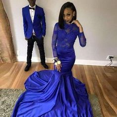 49%OFF Mermaid Long Sleeves Zipper Appliques Prom Dresses 2019 –  lolipromdress.com 3d9f5bb67