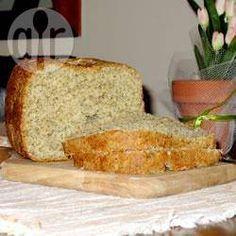 Easy Garlic Bread in the Bread Machine @ allrecipes.co.uk