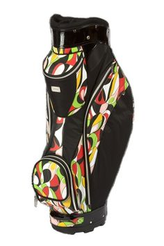 Victoria Harlequin Cutler Sports Ladies Cart Golf Bag at #lorisgolfshoppe