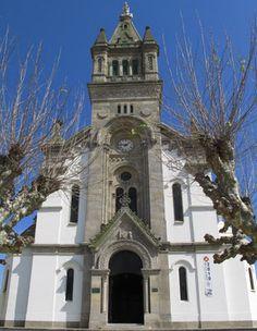 Église Nossa Senhora da Ajuda, Espinho, Portugal