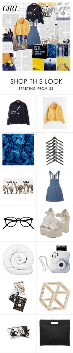 """""""HAPPY BIRTHDAY TO AN AMAZING PERSON ♡"""" by embrxce ❤ liked on Polyvore featuring Murphy, Fila, WALL, Forever 21, Brinkhaus, Fujifilm, Assouline Publishing, Topshop and Chanel"""