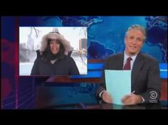 Jon Stewart rips Fox  a new one over global warming