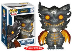 Pop! Games: World of Warcraft - Deathwing | Funko
