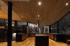 Jorg House in Niseko, Japan by Atelier BNK