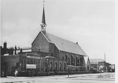 St. fidelis en St. laurentiuskerk Willemsbeekweg 1948