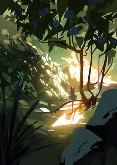 The Art Of Animation — Amei Zhao