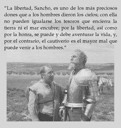 Miguel Cervantes Saavedra, de 'Don Quijote'