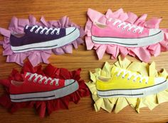 Converse Theme Door Decs by Yesenia Olvera