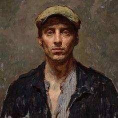 Carl, 2013, Portrait by Travis Schlat