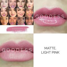 Goddess LipSense - soft pink with a touch of lilac lip color. Better than lipsticks and lip stains. Want more colors, products, or place an order 👉🏻 www. Pink Lipsticks, Lipstick Colors, Lip Colours, Lipsense Goddess, Lipsense Lip Colors, Long Lasting Lip Color, Hot Pink Lips, Pink Lip Gloss, Light Pink Color