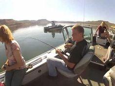 Sport Fish Colorado Jigging Blue Mesa Reservoir