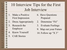 Mistakes To Avoid In A #Job #Interview | Interview Tips ...