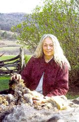 Selecting and Raising Sheep for Wool by Sandy Hevener, Mother Earth News Aug./Sept. 2000